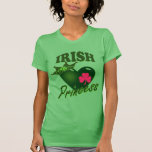 Princesa irlandesa camisetas
