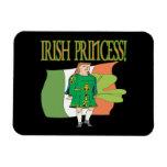 Princesa irlandesa iman