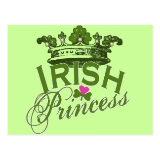 Princesa irlandesa postales