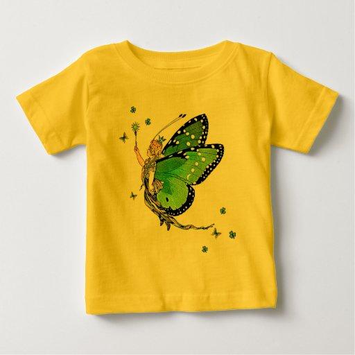 Princesa irlandesa T-shirt del Faerie Remeras