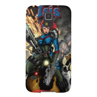 Princesa Isis - seres internos - caja del teléfono Funda Galaxy S5