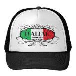 Princesa italiana Hat Gorro