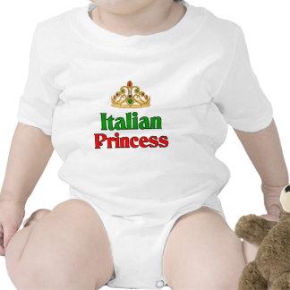 Princesa italiana trajes de bebé