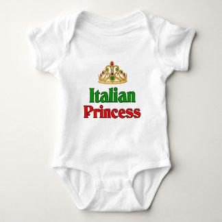 Princesa italiana playera