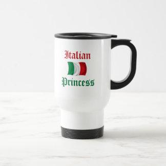 Princesa italiana taza