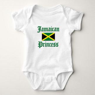 Princesa jamaicana body para bebé