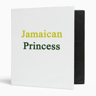 Princesa jamaicana carpeta 2,5 cm