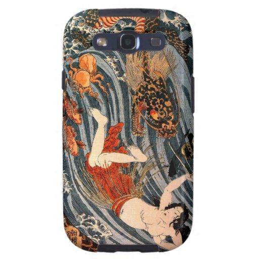princesa Jewel Taker Tamatori-hime - Samsung #3 Carcasa Para Samsung Galaxy S3