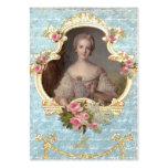 Princesa joven Louise Marie de Francia Plantilla De Tarjeta De Negocio