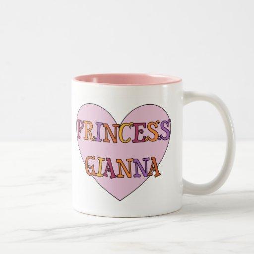 Princesa Juana Mug Tazas De Café