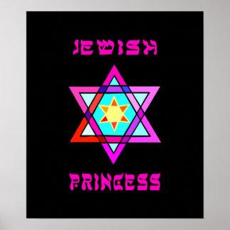 Princesa judía impresiones