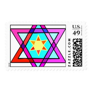 Princesa judía sellos postales