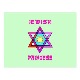 Princesa judía postales