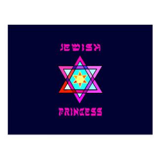 Princesa judía postal