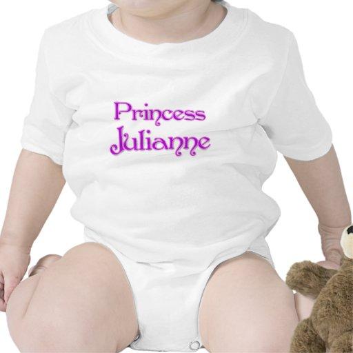Princesa Julianne Traje De Bebé