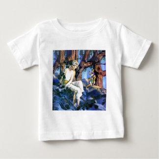 Princesa justa de Maxfield Parrish y los gnomos Tee Shirt