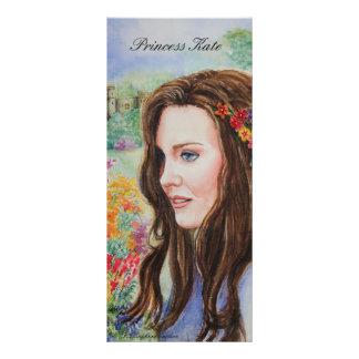 Princesa Kate Bookmarker de PMACarlson Plantillas De Lonas