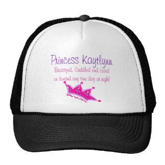 princesa Kaytlynn amamantó a pedido Gorras