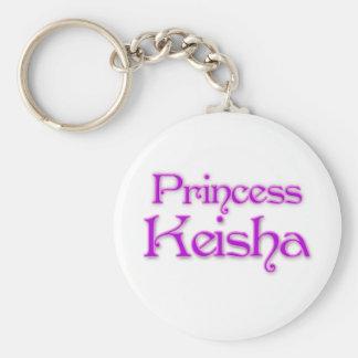 Princesa Keisha Llavero Redondo Tipo Pin