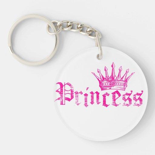 Princesa Keychain Llavero