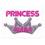 Princesa Kiara Postal