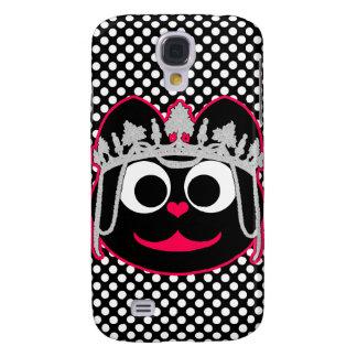 Princesa Kitty Pink Funda Para Galaxy S4