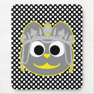 Princesa Kitty Yellow - gris Tapetes De Ratones