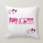 Princesa-KnuckleBow Cojin