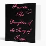 "Princesa: La hija del rey de reyes Carpeta 1"""