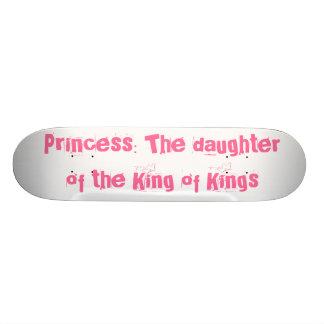 Princesa: La hija del rey de reyes Monopatin