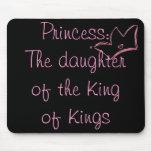 Princesa:  La hija del rey de reyes Tapete De Ratones