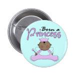 Princesa Lavender T-shirts y regalos del bebé Pins
