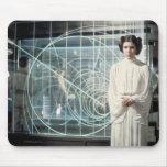 Princesa Leia como senador Film Still Alfombrillas De Ratones
