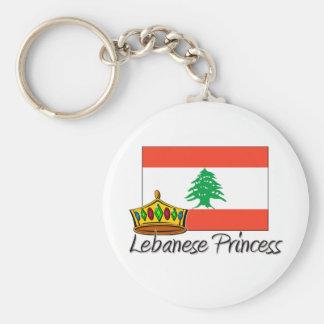 Princesa libanesa llavero