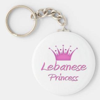 Princesa libanesa llaveros