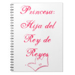 Princesa Libretas