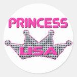 Princesa Lisa Etiqueta