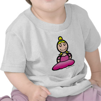 Princesa (llana) camisetas