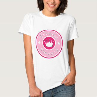 Princesa Logo Playera