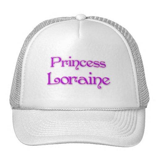 Princesa Loraine Gorro