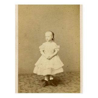 Princesa Louise de Bélgica #001B Tarjetas Postales