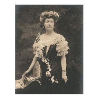 Princesa Louise de Bélgica #088B Tarjeta Postal