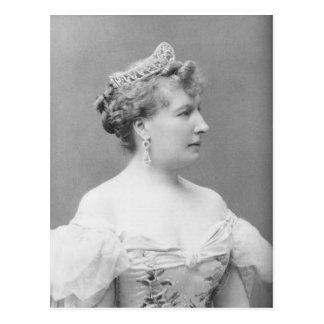 Princesa Louise de Bélgica #090B Tarjeta Postal