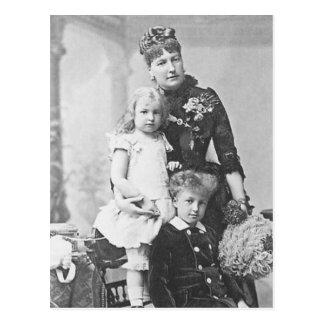 Princesa Louise de Bélgica #091B Postales