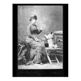 Princesa Louise de Bélgica #092B Tarjetas Postales