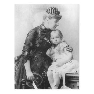 Princesa Louise de Bélgica #093B Postal