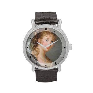 Princesa Louise de Louise Elisabeth Brun- de Prusi Relojes De Pulsera