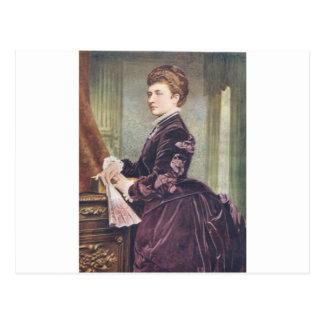 Princesa Louise (duquesa de Argyll) Postal