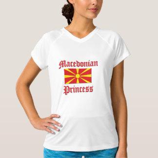 Princesa macedónica playera