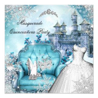 Princesa mágica Blue de la mascarada de